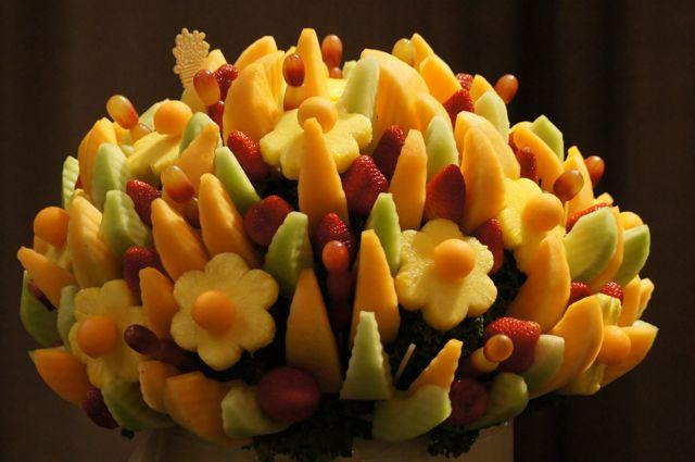 бизнес идея фруктовые букеты
