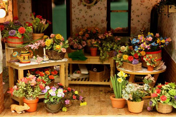 бизнес план открытие цветочного магазина